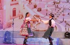 Nhiều hoạt động trong Tuần Văn hóa Hungary ở thành phố Cần Thơ