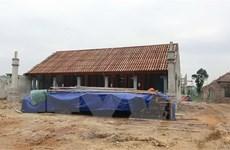 Nghệ An: Việc xây chùa Linh Sâm xâm lấn Di tích quốc gia đền Hữu