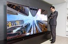 Samsung vẫn thống trị thị trường TV cao cấp thế giới trong quý 3