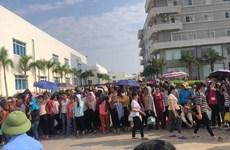 Vĩnh Phúc: Nhiều công nhân phải nhập viện vì đau đầu, chóng mặt