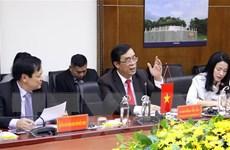 Quảng Trị tăng cường hợp với tỉnh Ubon Ratchathani của Thái Lan