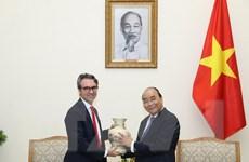 Thủ tướng Chính phủ tiếp Đại sứ, Trưởng phái đoàn EU tại Việt Nam