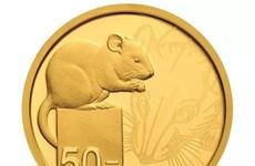 Trung Quốc phát hành bộ tiền xu bằng vàng và bạc mừng Xuân Canh Tý