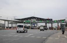 Bộ GTVT kiến nghị Chính phủ gia hạn tiến độ dự án thu phí không dừng