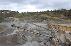 Hai người thương vong khi nổ mìn tại mỏ đá ở tỉnh Đắk Nông