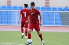 Hé lộ về đội hình ra quân của U22 Việt Nam trong trận gặp U22 Brunei