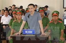 Tuyên phạt Nguyễn Chí Vững 6 năm tù về tội tuyên truyền chống Nhà nước