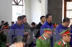 Xét xử phúc thẩm vụ án sai phạm trong đền bù dự án Thủy điện Sơn La