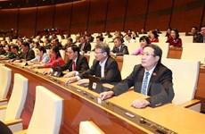 Triển khai thực hiện các luật, nghị quyết đã được Quốc hội thông qua