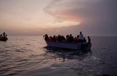 Thêm một thảm kịch nhập cư bất hợp pháp vào châu Âu bằng đường biển