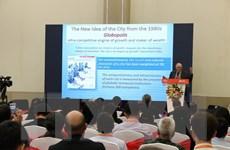 Việt Nam dự kiến sẽ đạt mức đô thị hóa 40% vào năm 2020