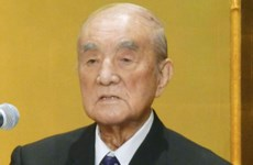 Cựu Thủ tướng Nhật Bản Yasuhiro Nakasone từ trần ở tuổi 101