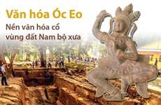 [Infographics] Văn hóa Óc Eo - nền văn hóa cổ vùng đất Nam Bộ xưa