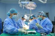 Bệnh viện 108 thực hiện thành công ca ghép gan cấp cứu đầu tiên