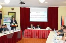 Xúc tiến thương mại thúc đẩy hợp tác kinh tế Việt Nam-Séc