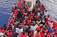 Ai Cập triệt phá băng nhóm dụ dỗ, vận chuyển lậu người di cư