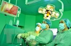 Việt Nam đã đạt trình độ cao trong điều trị bệnh lý gan mật tụy