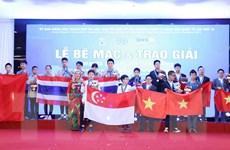 Đoàn học sinh Việt Nam giành 15 huy chương vàng tại IMSO 2019