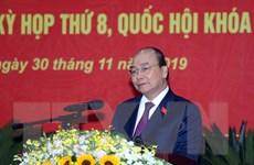 Thủ tướng Nguyễn Xuân Phúc tiếp xúc cử tri huyện Cát Hải