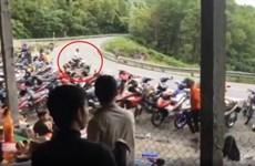 Đà Nẵng: Xử lý các đối tượng đua xe, gây rối trật tự trên đèo Hải Vân