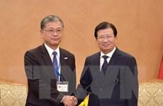 Tổ chức các đoàn doanh nghiệp Nhật sang tìm cơ hội đầu tư tại Việt Nam