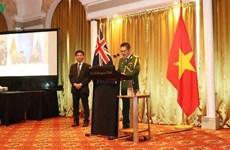 Kỷ niệm ngày thành lập Quân đội Nhân dân Việt Nam tại New Zealand