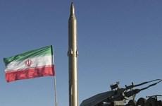 'Iran đã phát triển tên lửa đạn đạo có khả năng mang đầu đạn hạt nhân'
