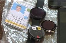 Khởi tố trưởng phòng sản xuất lấy trộm hàng trăm mặt đồng hồ Samsung