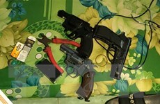Vụ nổ súng, cướp tiệm vàng táo tợn ở TP.HCM: Bắt tạm giam 3 đối tượng