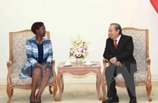 Phó Thủ tướng: Việt Nam cam kết tiếp tục hợp tác với các nước Pháp ngữ
