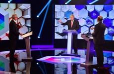 Bầu cử Anh: Vòng tranh luận trực tiếp trên truyền hình thu hút chú ý