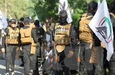 Mỹ công bố lệnh trừng phạt nhằm vào các phong trào bán quân sự Iraq