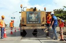 Tuyên Quang: Cầu Nông Tiến bắc qua sông Lô thông xe trở lại