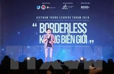 Chia sẻ ý tưởng quản trị tại Diễn đàn Lãnh đạo trẻ Việt Nam