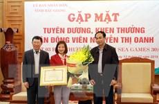 Nguyễn Thị Oanh được thưởng lớn khi giành 3 HCV SEA Games 30