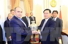 Việt Nam-Belarus tăng cường hợp tác kinh tế, thương mại và đầu tư