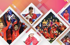 Thủ tướng chỉ đạo khen thưởng Đoàn thể thao Việt Nam tại SEA Games 30