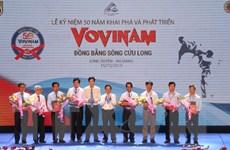 50 năm khai phá và phát triển Vovinam ở Đồng bằng sông Cửu Long