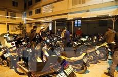 Bắt nhóm thanh, thiếu niên tổ chức đua xe trái phép tại Lâm Đồng