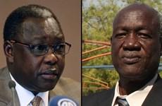 Bộ Tài chính Mỹ áp đặt trừng phạt 2 bộ trưởng của Nam Sudan