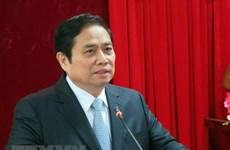 Ông Phạm Minh Chính chủ trì phiên họp thứ sáu Tiểu ban Điều lệ Đảng