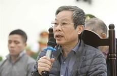 Trình chiếu chứng cứ bị cáo Nguyễn Bắc Son thúc giục mua AVG