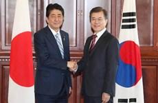 Hàn Quốc thông báo kế hoạch hội đàm thượng đỉnh với Nhật Bản