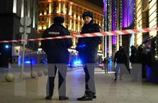 Xả súng tại Moskva: FSB xác nhận một nhân viên thiệt mạng