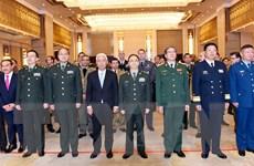 Kỷ niệm ngày thành lập Quân đội Nhân dân Việt Nam tại Trung Quốc