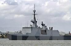 Pháp sẽ cử tàu chiến tuần tra hàng hải tại vùng Vịnh từ năm 2020