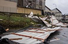 Mưa bão và lũ lụt tiếp tục hoành hành ở nhiều nước châu Âu