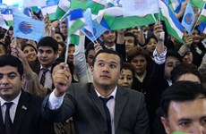 20 triệu cử tri Uzbekistan bỏ phiếu bầu quốc hội khóa mới