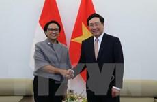 Việt Nam-Indonesia thúc đẩy mạnh mẽ hơn nữa hợp tác song phương
