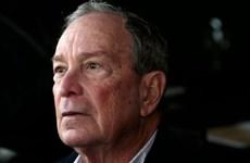 Tỷ phú Michael Bloomberg bị phát hiện thuê tù nhân vận động tranh cử